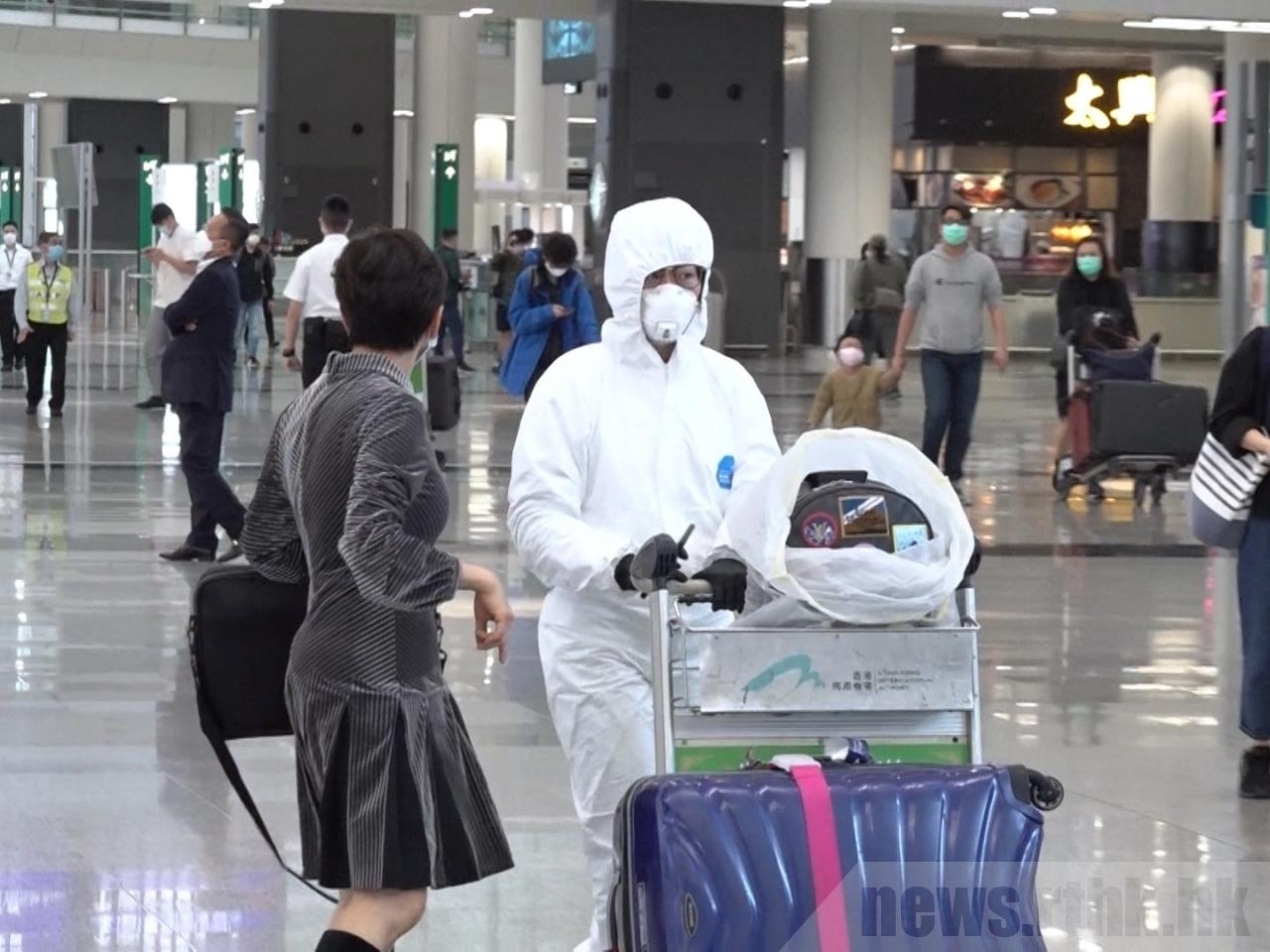 Experts recommend testing antibodies of travellers