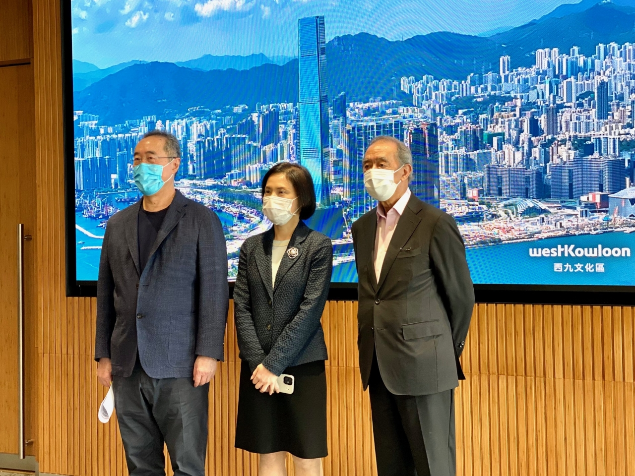 Betty Fung to head West Kowloon cultural hub