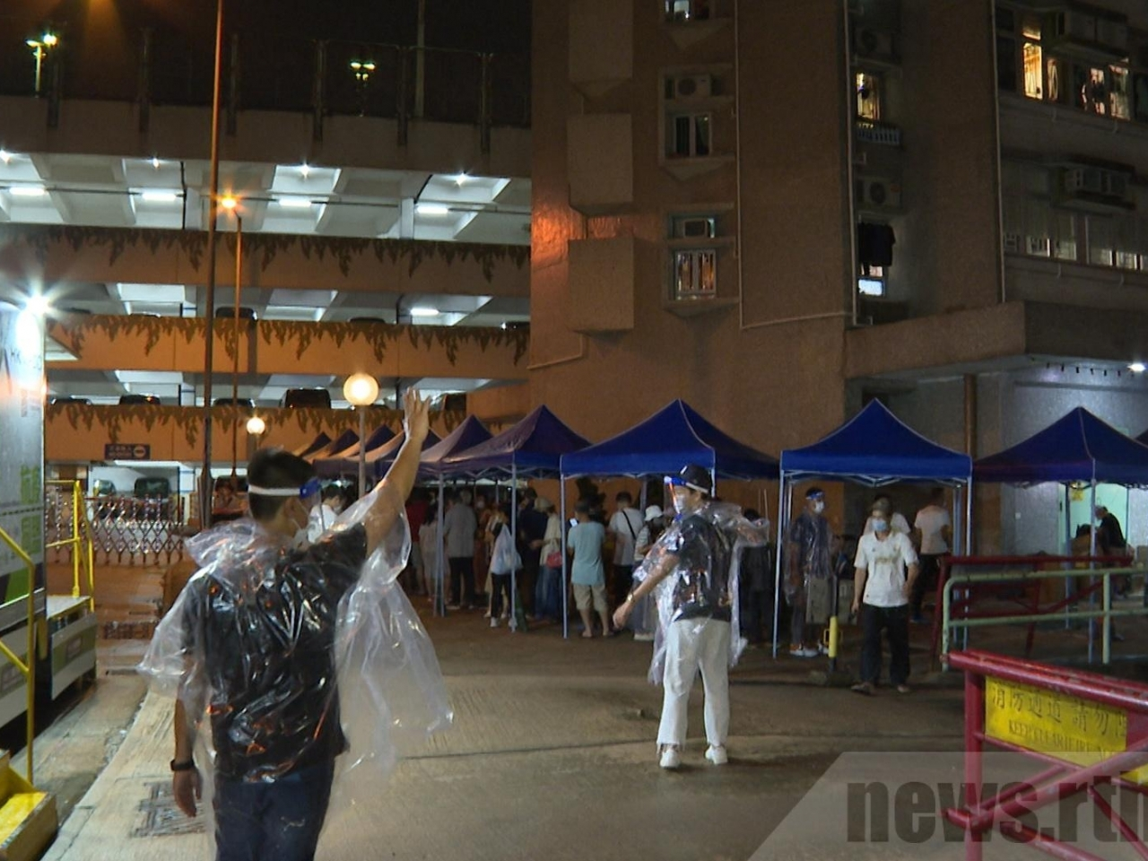 No more Covid cases found so far in Wan Hang House