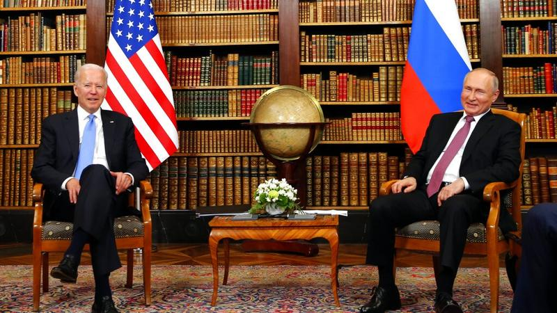 Putin, Biden agree to continue cooperation on cybersecurity