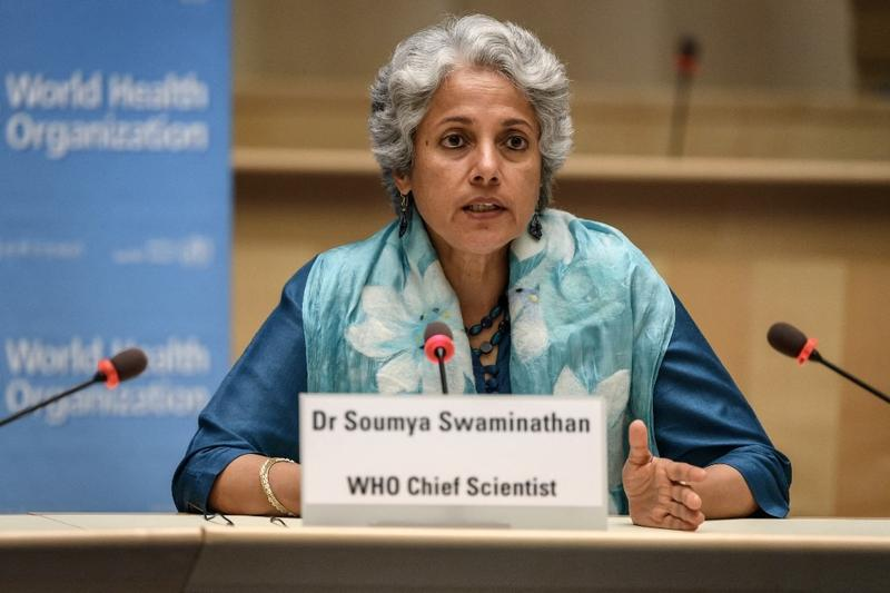 WHO's chief scientist warns pandemic is not slowing down