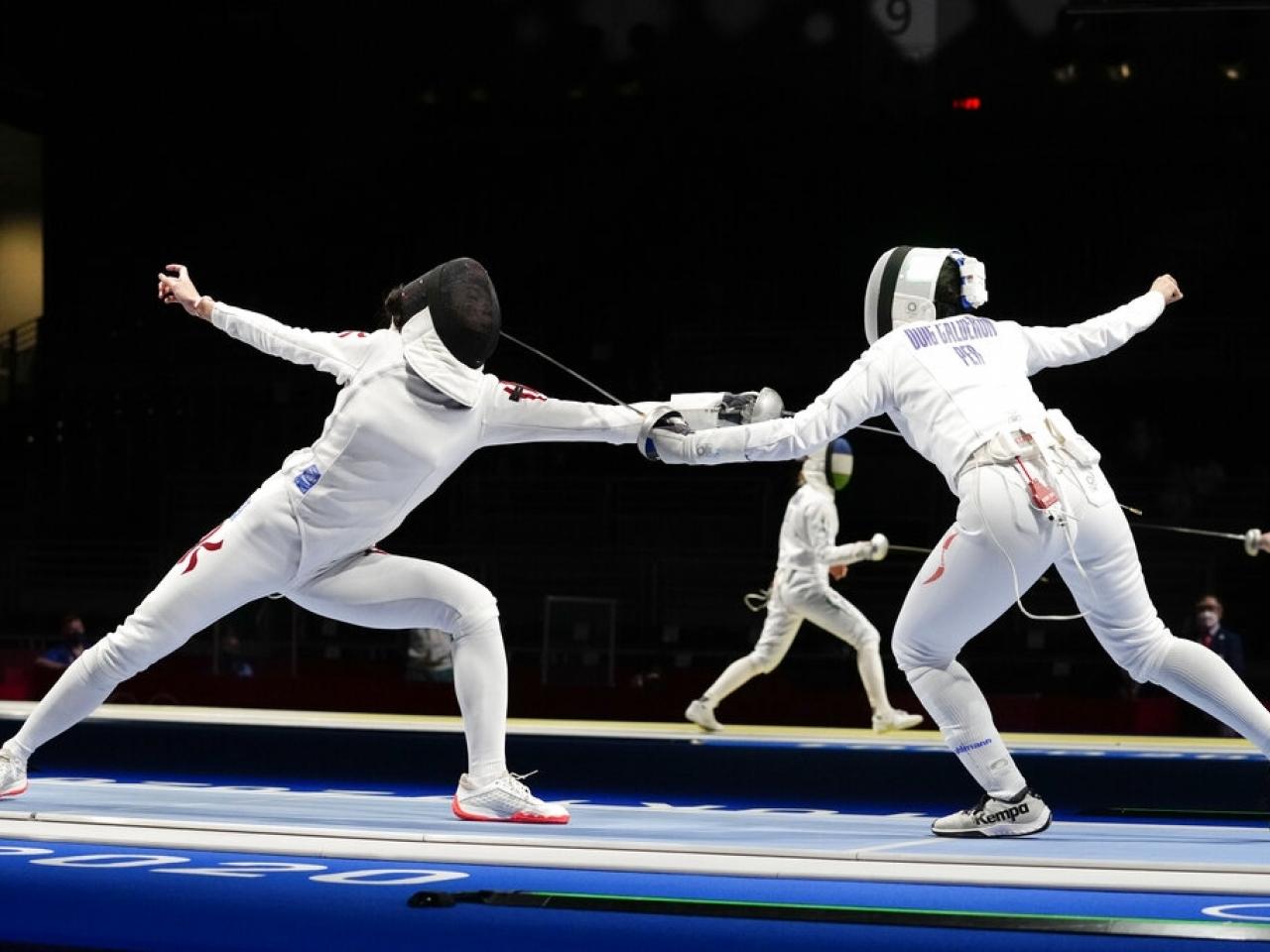 HK athletes make progress on day one of Olympics