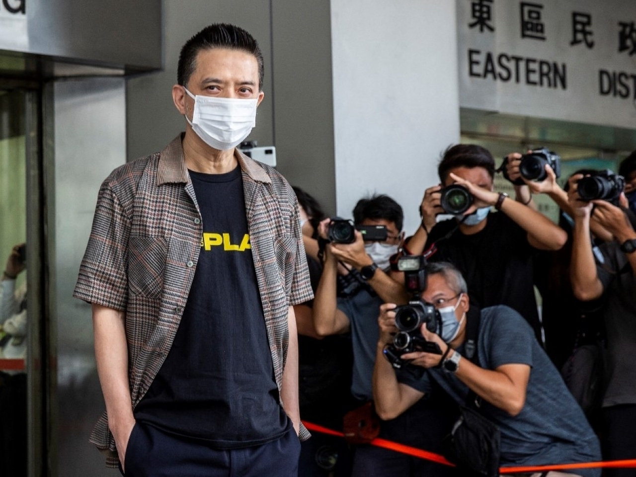 Prosecutors change their tune over Anthony Wong songs