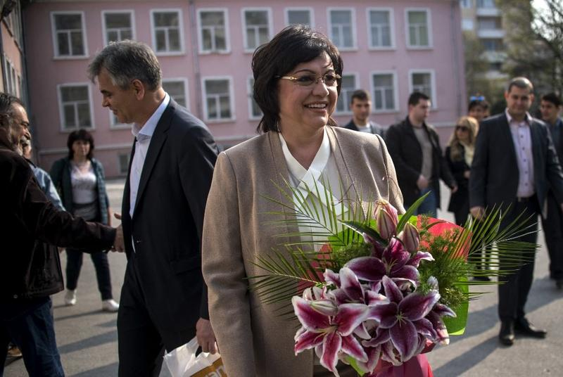 Bulgaria's Socialists try to form unlikely government