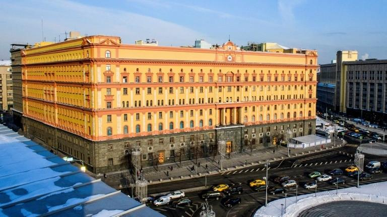 Russia: Ukrainian spy detained for trying to steal arms secrets