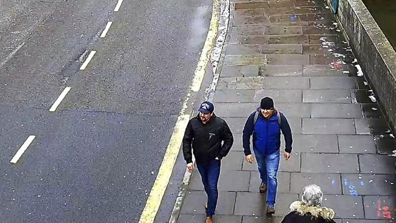 Russian spy chief accuses UK of lies after new nerve attack charge