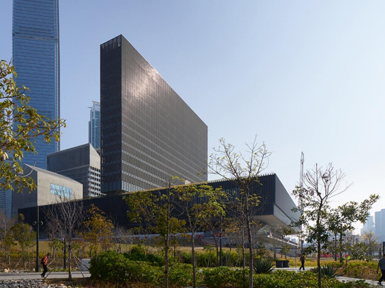'M+ opening will be a milestone for Hong Kong'