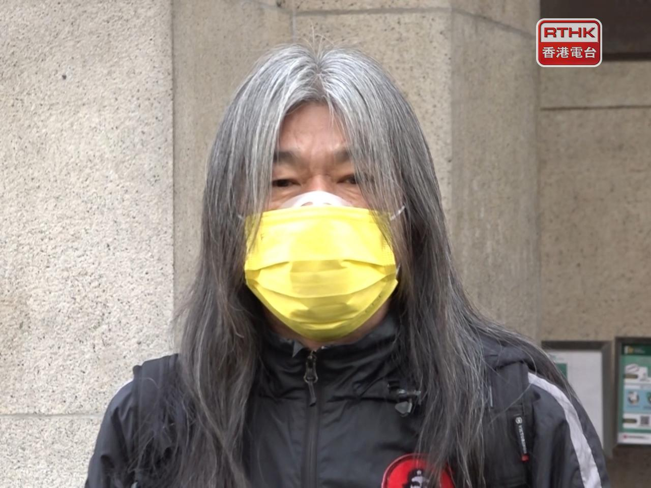 Leung Kwok-hung loses appeal over folder-snatching