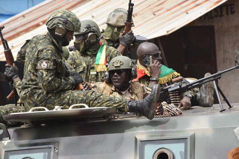 Guinea coup leader bars foreign travel for government officials