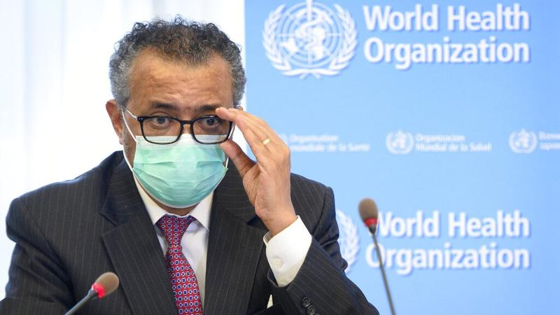 WHO chief urges joint efforts to prevent COVID-like pandemics