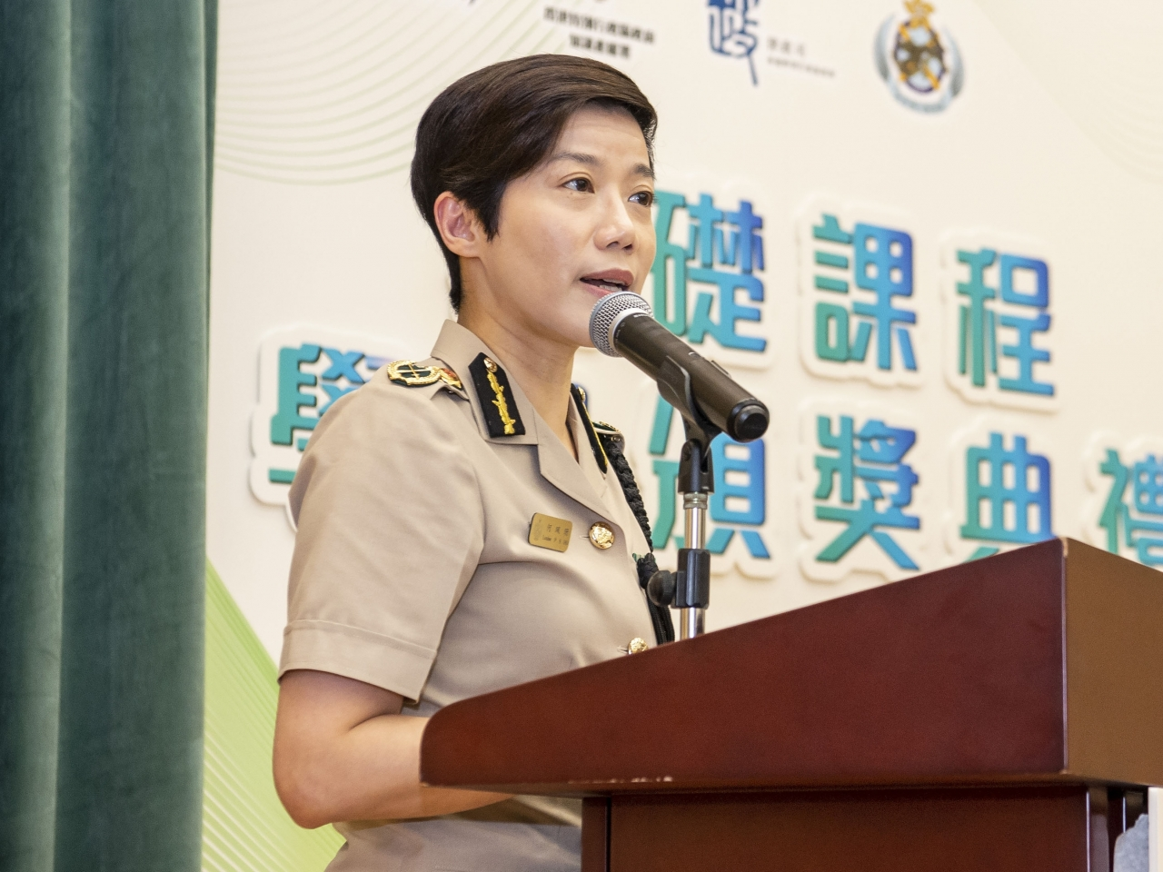 Louise Ho becomes HK's first female customs chief