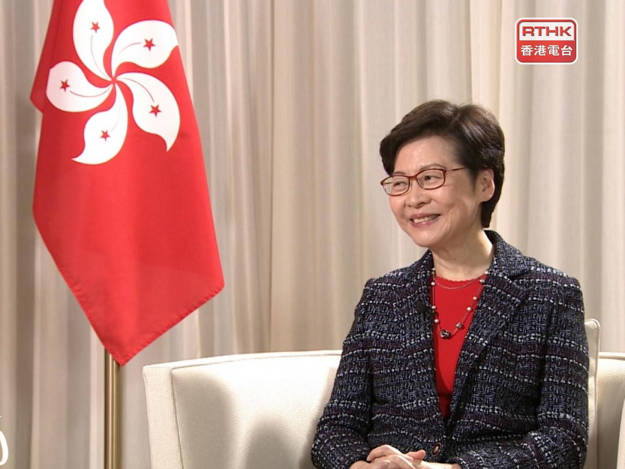 National security law affected HK's reputation: CE