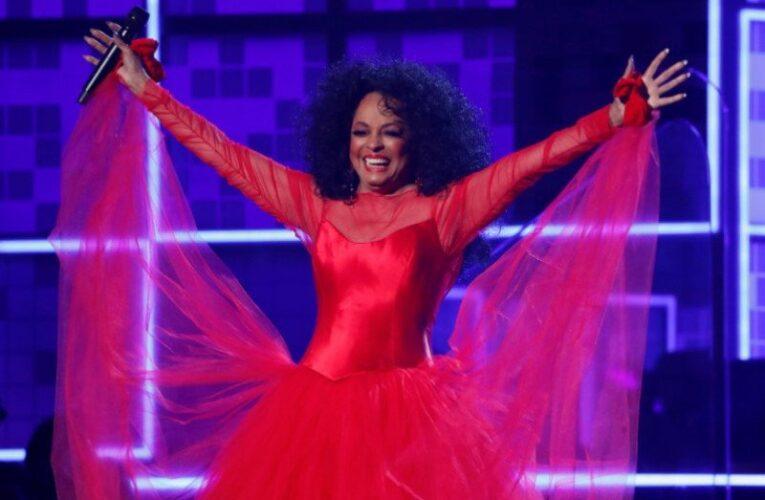 """Setelah 15 tahun, Diana Ross kembali lewat """"Thank You"""""""