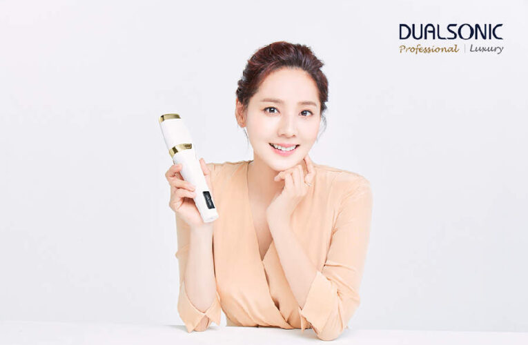 """Home-care Beauty Device """"DUALSONIC"""" Leading Self-beauty Industry in South Korea"""