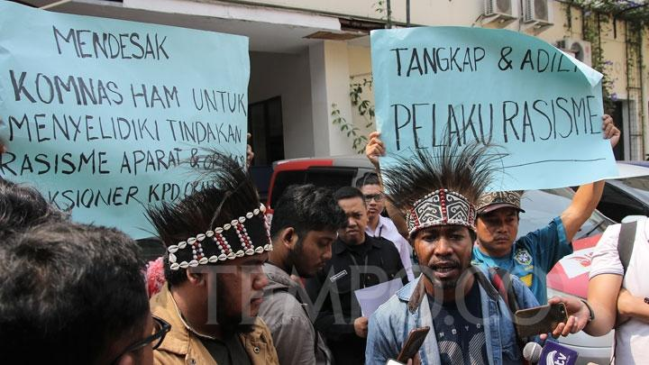 KontraS Records 40 Violence Acts in Papua throughout 2020