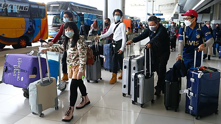 Soekarno-Hatta Airport Bans Foreign Citizens to Enter Indonesia