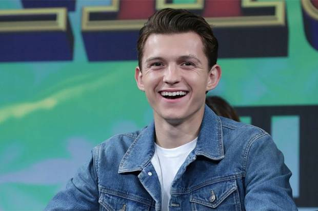 Tom Holland Kandidat Pemeran Willy Wonka dalam Charlie and the Chocolate Factory