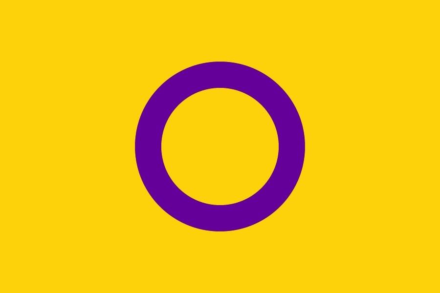 drapeau intersexe