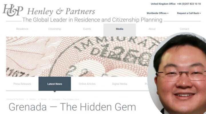 Jersey Registered 'Citizenship' Firm Aided Jho Low's Fugitive Life For Massive Payments – SPECIAL INVESTIGATION