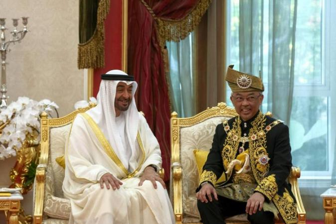 Abu Dhabi Cheap Settlement Looks Imminent To Get Royals Off The Hook