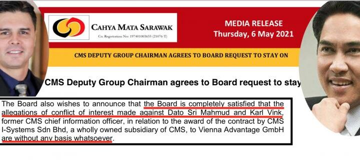 Time For The Securities Commission To Investigate CMSB