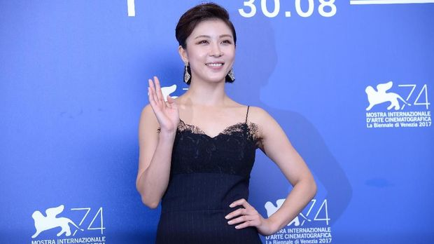 Actress Ha Ji-Won attends the photocall of the movie