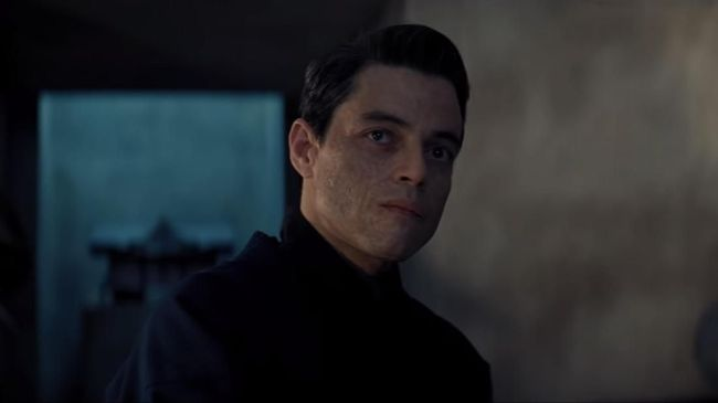 Rami Malek Kesulitan Jadi Musuh James Bond