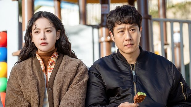 Drama Korea Mad for Each Other