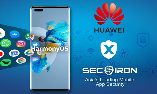 SecIron Presents Their Latest Version of IronWALL Mobile Apps Security for Huawei's HarmonyOS Applications