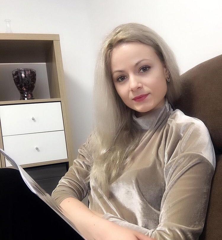 Alexandra Ioana Dobrin