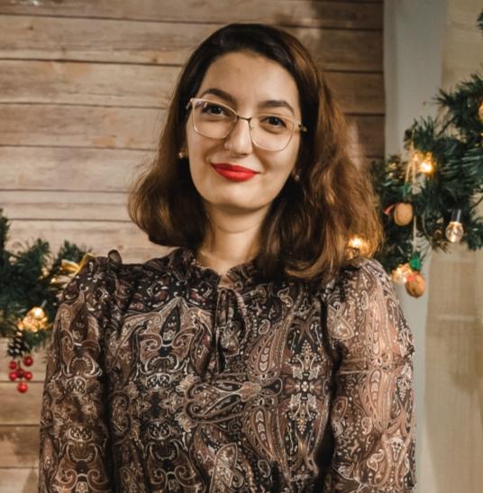 Psih. Ana Irina Vătășescu