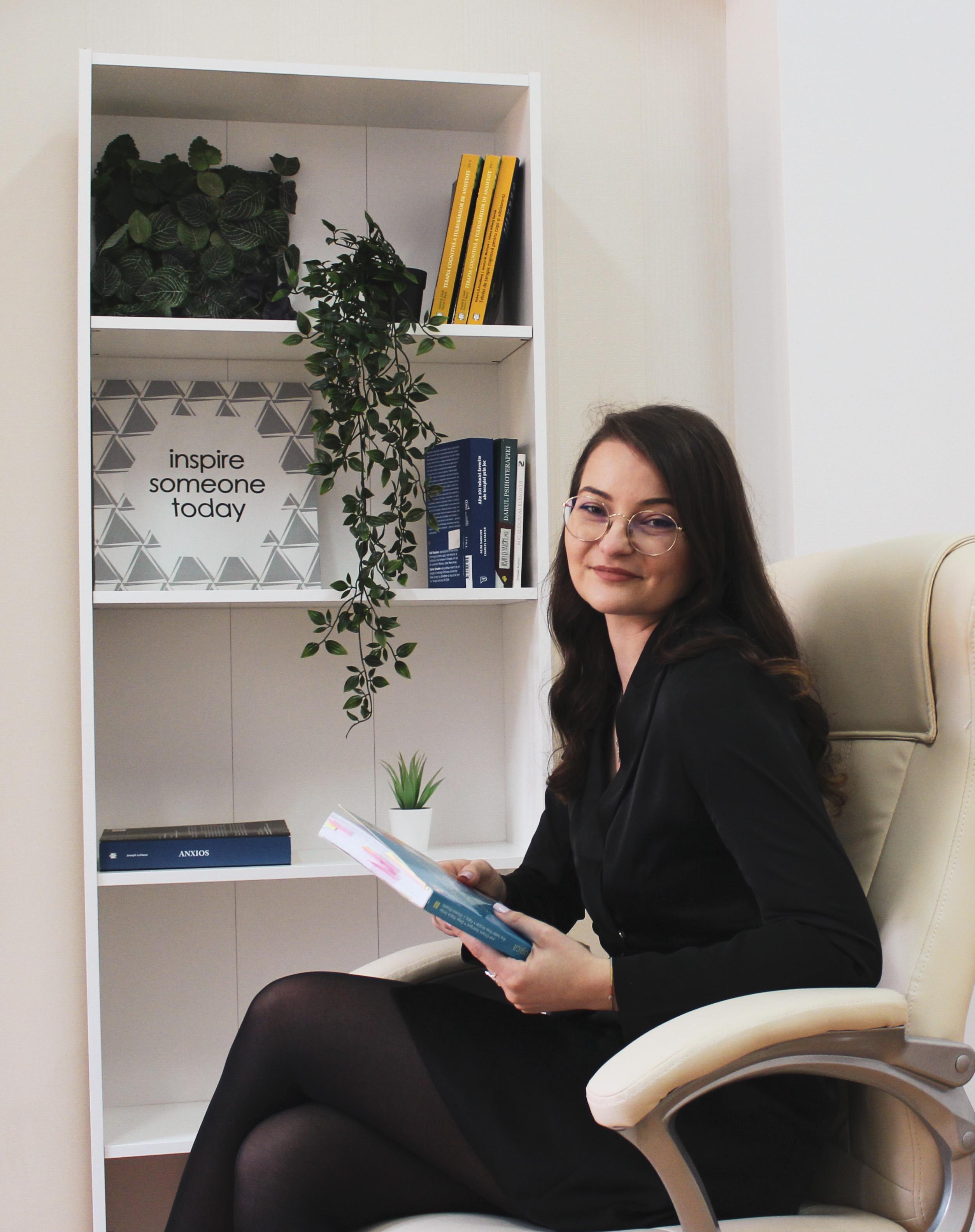 Psih. Maria-Mădălina Bogdan