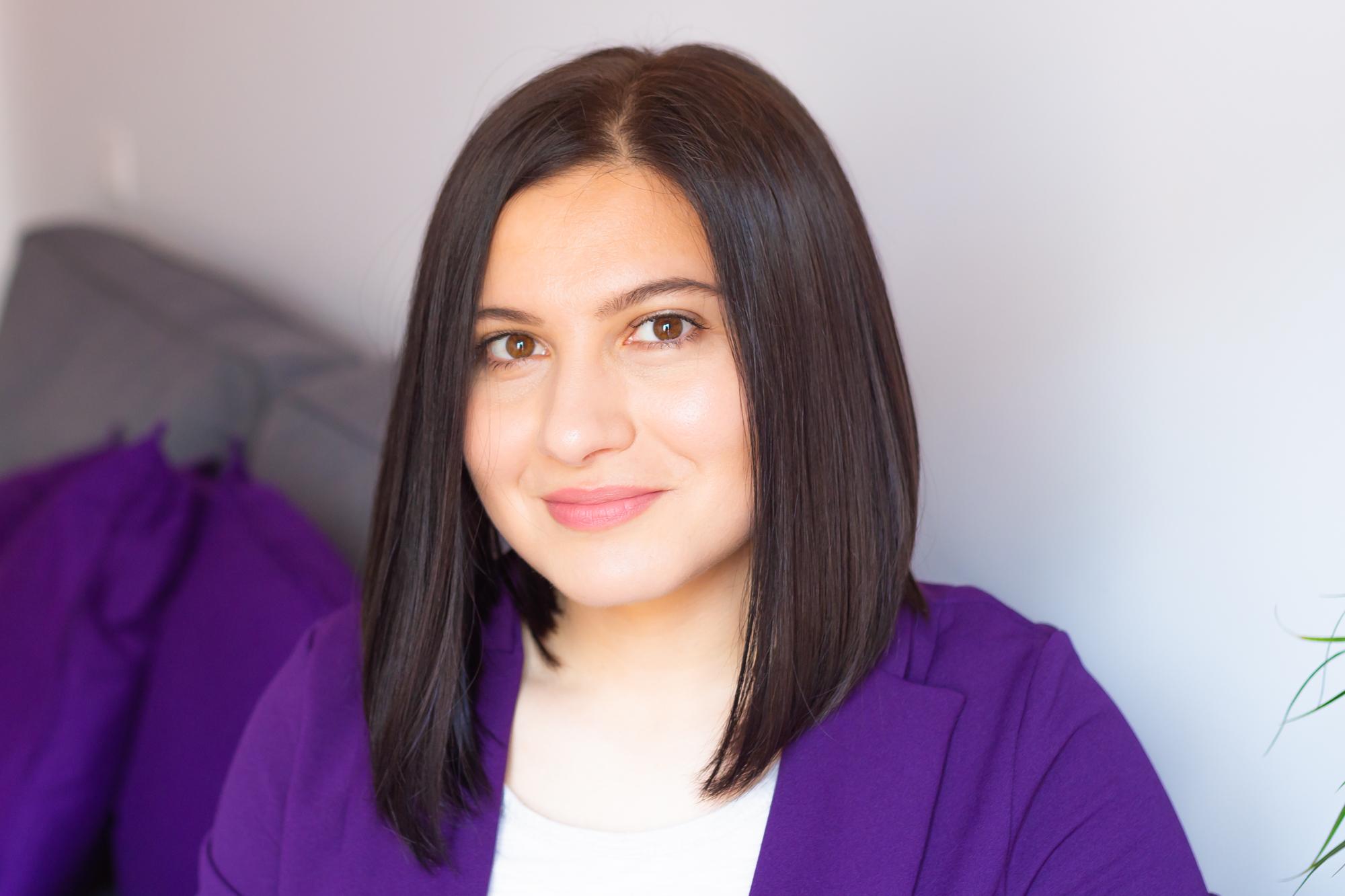 Ana Valeria Cazacu