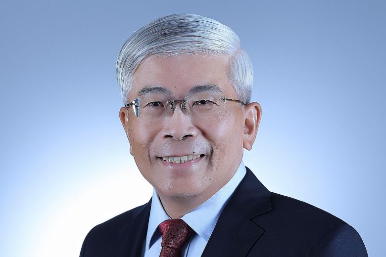 Mr Gan Seow Kee's roles as ExxonMobil Asia Pacific's chairman and managing director will be taken over by its director Geraldine Chin.