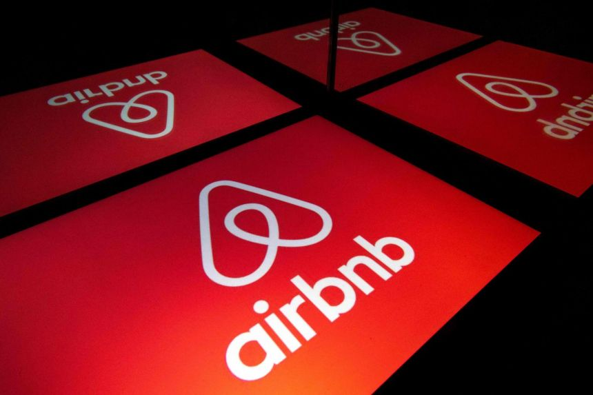 Airbnb had seen a bounce back in domestic bookings since the early days of the pandemic crushed demand.