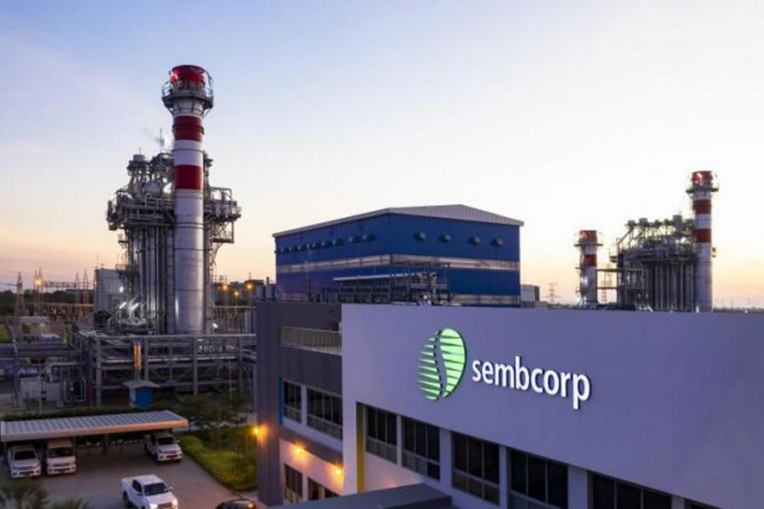 Sembcorp Industries recorded a non-cash, non-recurring loss of about $1.12 billion following the completion of the distribution in specie of ordinary shares in Sembmarine's capital.