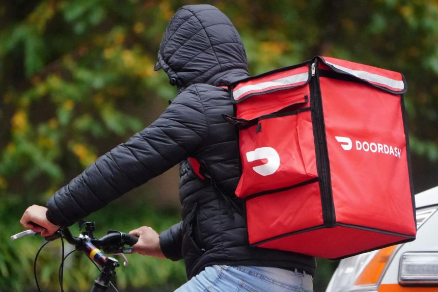DoorDash's IPO is one of the largest US tech listings this year.