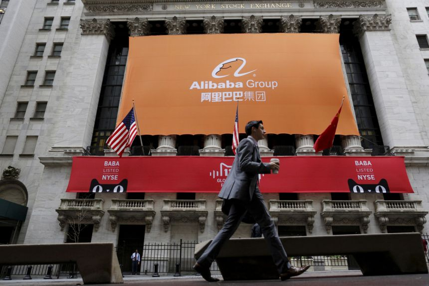 US-listed firms including Alibaba, JD.com , NetEase, Yum China and New Oriental have already floated in Hong Kong.