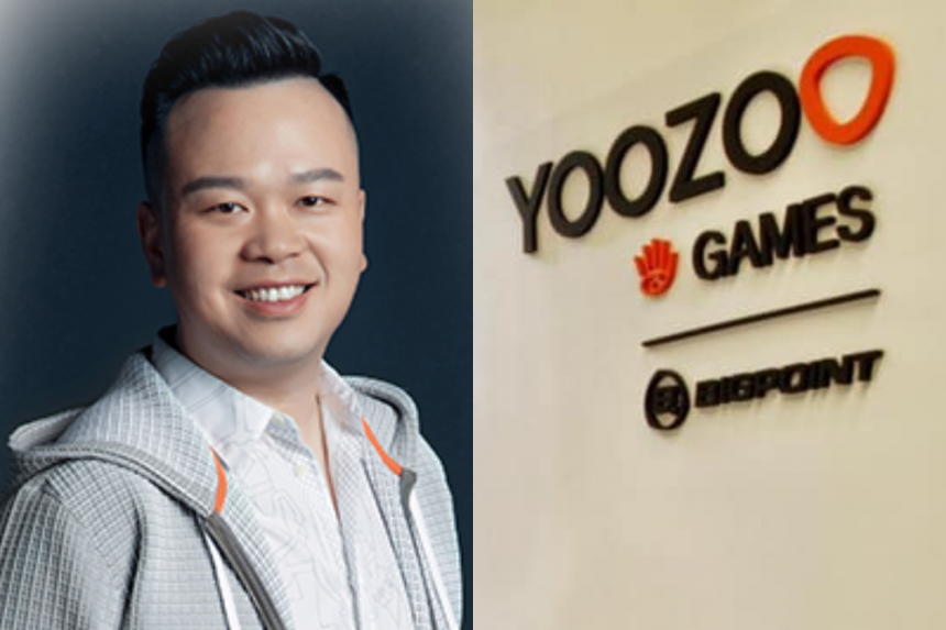 Mr Lin Qi was the founder, chairman and top shareholder of Yoozoo Games.