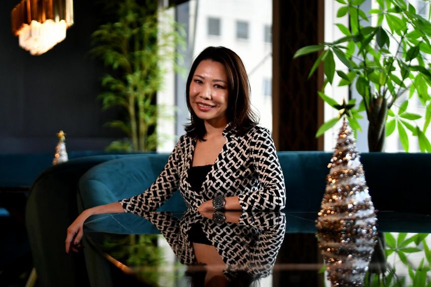 Wealth adviser Veronica Shim also believes that failing to plan is planning to fail.
