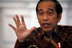 President Joko Widodo will receive the shots as a way to build confidence of the vaccines.