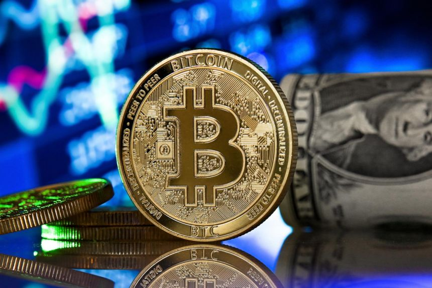 Bitcoin broke above US$30,000 in early January before peaking close to US$42,000.