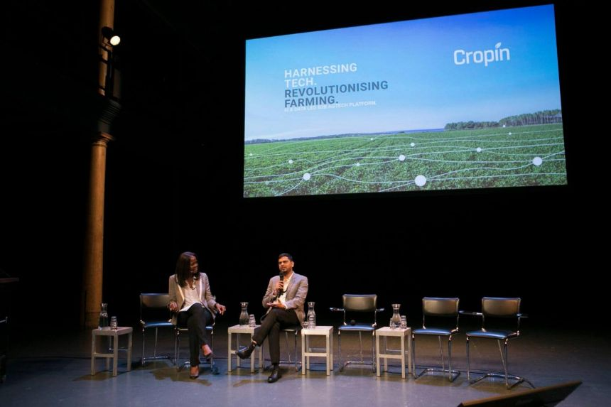 CropIn was set up in 2010 by Krishna Kumar, who hails from a family of farmers in central India.
