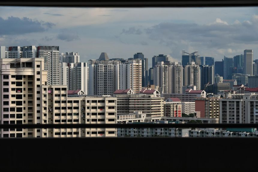 Sales of HDB resale flats reached an eight-year high in 2020.