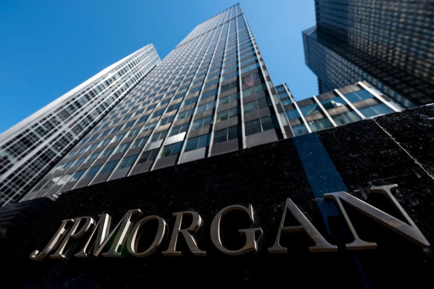JPMorgan collected US$29.5 billion in revenue from trading in 2020.