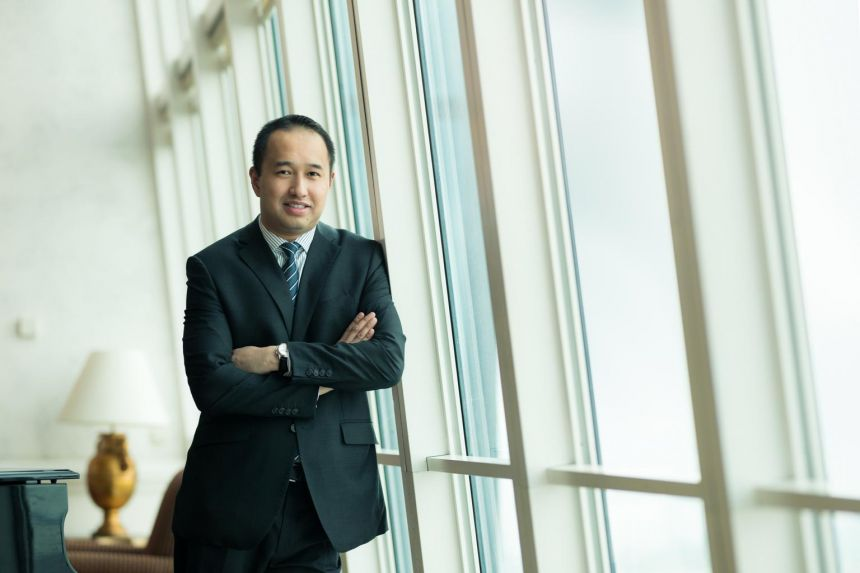 City Developments Ltd CEO Sherman Kwek spearheaded a deal with Chinese developer Sincere Property Group in 2019.