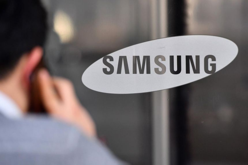 Samsung's revenue likely rose 1.9 per cent to 61 trillion won from a year earlier.