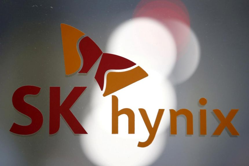 SK Hynix reported an operating profit of S$1.15 billion in October-December.