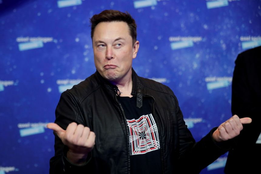 Musk is a favourite of many of those who exchange ideas on Reddit message boards.