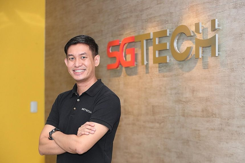 """Mr Yeo Zhihan, an assistant director at trade association SGTech, says one challenge in the tech sector is helping career switchers enter an industry that is evolving so rapidly. SGTech advocates for """"tech-lite"""" jobs that career switchers can realist"""